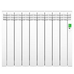 Электрический радиатор Rointe D Series со встроенным Wi-Fi, белый, 1000 Вт, 8 секции, DEW0990RAD