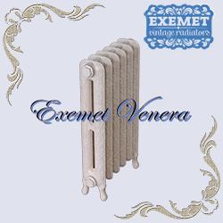EXEMET Venera 650/500 (1 секция), чугунный радиатор