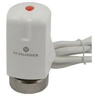 Термоэлектрический сервопривод SCHLOSSER INVEST M30*1,5, 230В, арт. 603200051