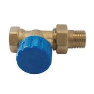 Клапан SCHLOSSER термостатический проходной DN15 1/2 x GW 1/2, арт. 601200004