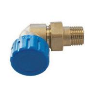Клапан SCHLOSSER термостатический трехосевой левый DN15 1/2 x GW 1/2, арт. 601200007