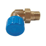 Клапан SCHLOSSER термостатический трехосевой левый DN15 GZ 1/2 x M22 x 1,5GZ, арт. 601200012