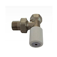 Ручной вентиль SCHLOSSER с муфтой, угловой, DN 15 1/2 GZ * 1/2 GW, арт. 601400002