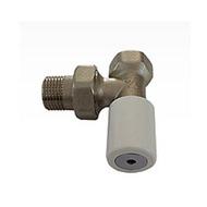 Ручной вентиль SCHLOSSER с муфтой, проходной, DN 15 1/2 GZ * 1/2 GW, арт. 601400004