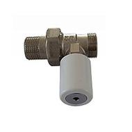 Ручной вентиль SCHLOSSER с наружной резьбой, проходной, DN 15 1/2 GZ * M22*1.5GZ, арт. 601400008
