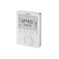 Комнатный термостат Siemens для фэнкойлов, тепловых насосов и универсальных приложений ОВК' AC 24 В' выходы DC 0...10 В, RDG160T