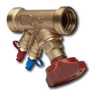 Tour & Andersson Балансировочный клапан STAD-C, без дренажа, DN15, наружная резьба, PN20, AMETAL, 52156014