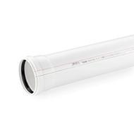 Труба канализационная REHAU RAUPIANO PLUS D 50/250 мм, арт. 11201041005