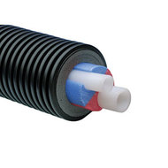 Труба Uponor Aqua Twin 40x5,5/32x4,4/175 PN10 для горячего водоснабжения 1044015