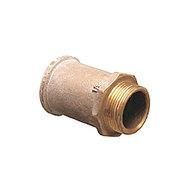 Муфта места крепления Uponor Wipex 1 1/4  ВР - 1 1/4  НР для теплоизолированных труб 1018303