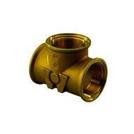 Тройник Uponor Wipex 1 1/4 BP - 1 1/4 BP - 1 1/4 BP для теплоизолированных труб 1018346