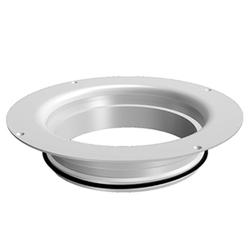 Uponor Drain кольцо наращивания трапа д.150мм 25мм, 1093090