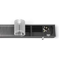 Конвектор внутрипольный VARMANN Ntherm 370.90.800, решетка анодированная (серебристая)