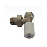 Ручной вентиль SCHLOSSER с муфтой, проходной, DN 10 3/8 GZ * 3/8 GW, арт. 601400003