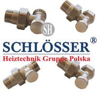Запорные клапаны на обратку SCHLOSSER