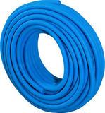 Кожух для трубы Uponor 28/23 (для трубы 18/20 мм), синий, бухты по 50 м, артикул 1012863