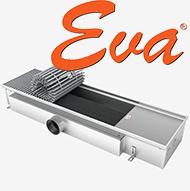 EVA К,КX,КО,КXО,КА,КXА,КАО,КXАО высота 125 мм (без вентилятора)