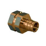 Штуцер Uponor QE латунный с внутренней резьбой 20-1/2 BP(Rp) 1023010