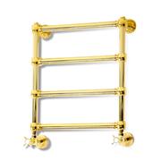 Полотенцесушитель Irsap модель Serenade для гвс 30/596/546 4 трубки, золото