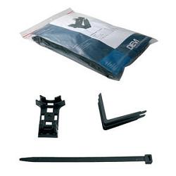 Deviclip Guardhook. Крепление кабеля на поверхности или на краю маталлочереп. кровли (19805193)